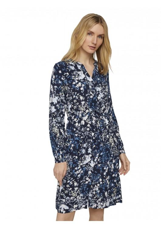 Tom Tailor šaty s květinovým vzorem
