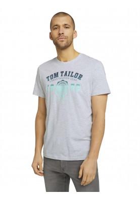 Tom Tailor pánské triko s logem
