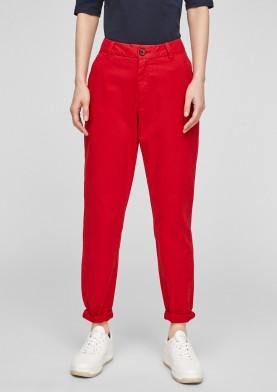s.Oliver dámské plátěné chino kalhoty