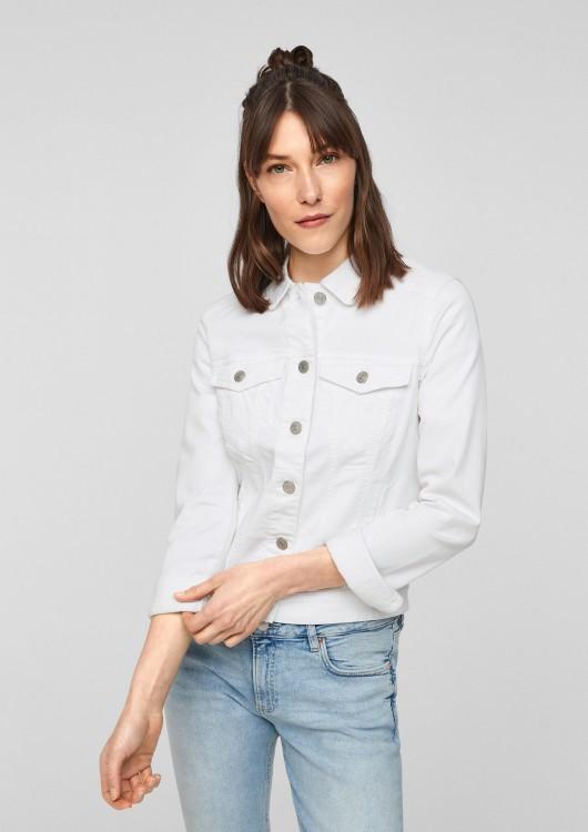 s.Oliver Q/S dámská džínová bunda
