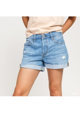 Levis dámské džínové šortky 501