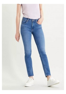 Leivis dámské džíny 712 SLIM