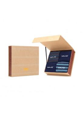 Levis pánské ponožky 4 kusy v dárkové krabičce