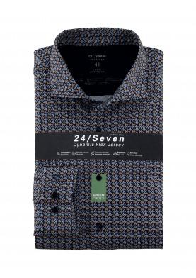 OLYMP Luxor 24/7 Modern Fit pánská košile