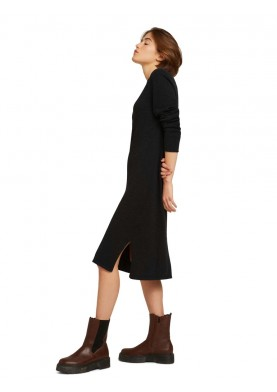 Tom Tailor Denim dámské úpletové šaty