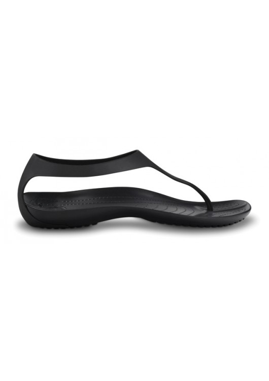 Crocs Sexi Flip Black (1)