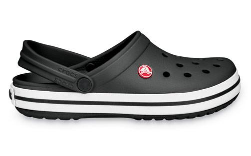 Crocs Crocband Black Černá 46-47