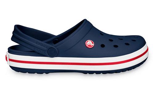 Crocs Crocband Navy Modrá 38-39