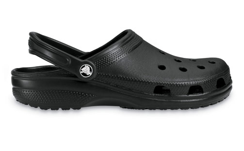 Crocs black classic 42 43 levně  b7e99db732