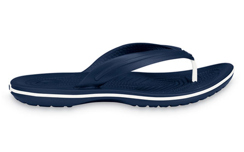Crocs Crocband Flip Navy Modrá 39-40