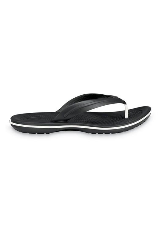Crocband flip black (1)