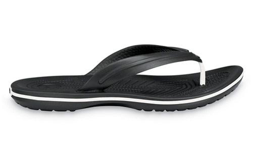 Crocs Crocband Flip Black Černá 38-39