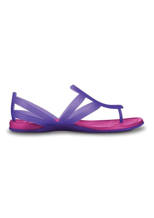 Crocs Adriana Strappy Sandal Ultaviolet