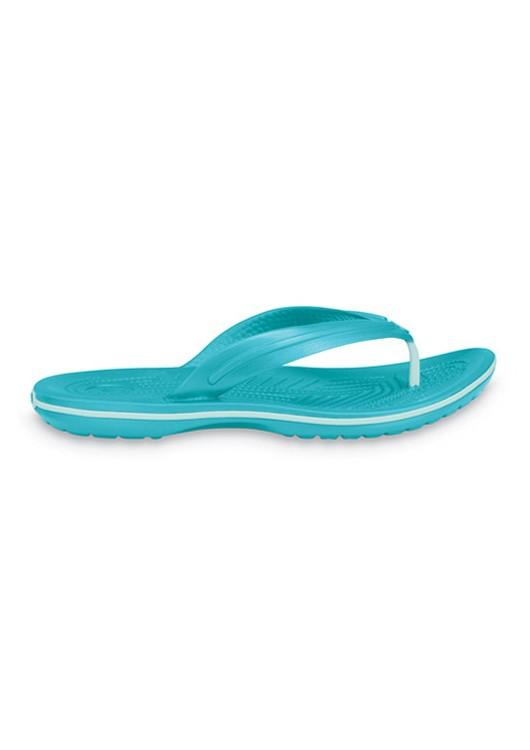 Crocs Crocband Flip Aqua/Sea Foam (1)