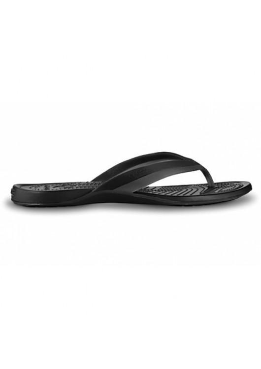 Crocs Adrina Flip Black