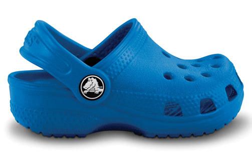 Crocs Littles Sea Blue Modrá 19-20