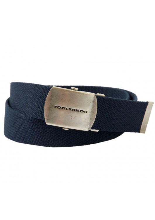 Tom Tailor látkový opaek tm. modrý