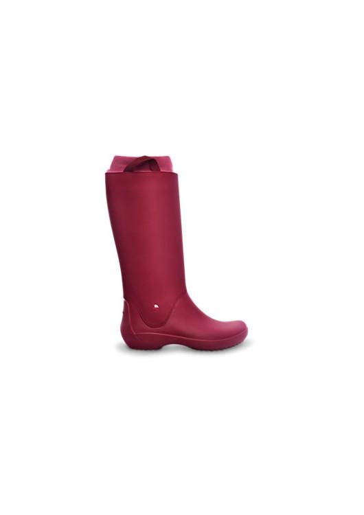 Crocs Rain Floe Boot Pomegranate