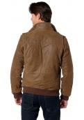 Tom Tailor kožená bunda (2)