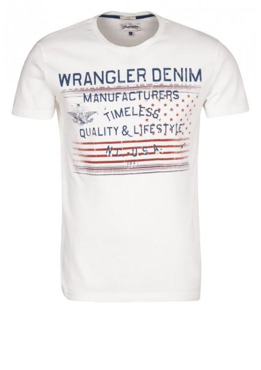Wrangler pánské triko