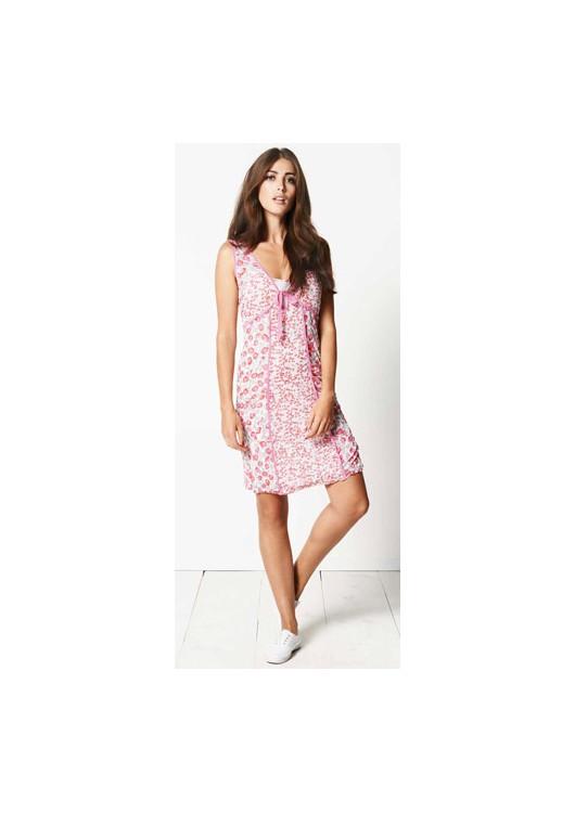 Sandwich letní šaty