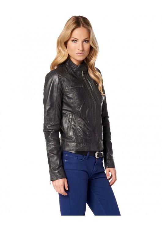 Mustang dámská kožená bunda · Mustang dámská kožená bunda (1) ... 477a9409a1c
