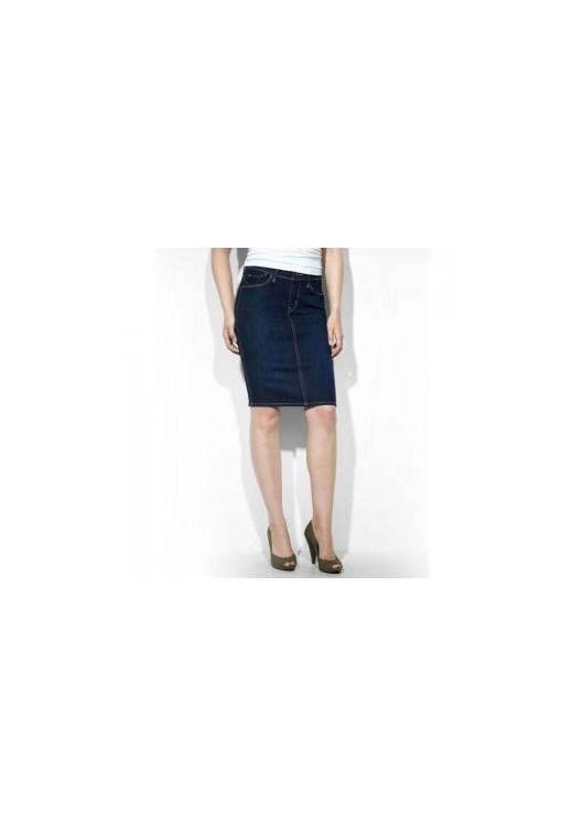 Levi´s® dámská džínová sukně 85815-0001 - Superjeans.cz fa8209f15f