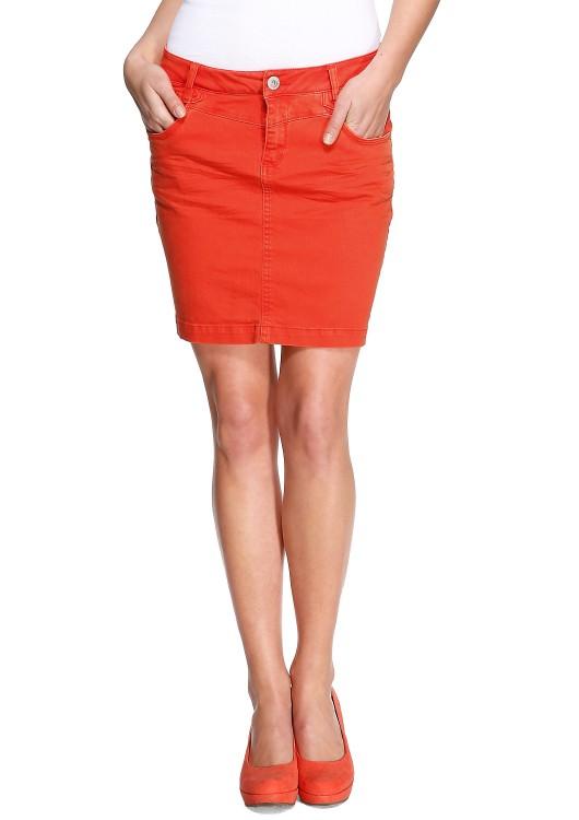 Dámská džínová sukně