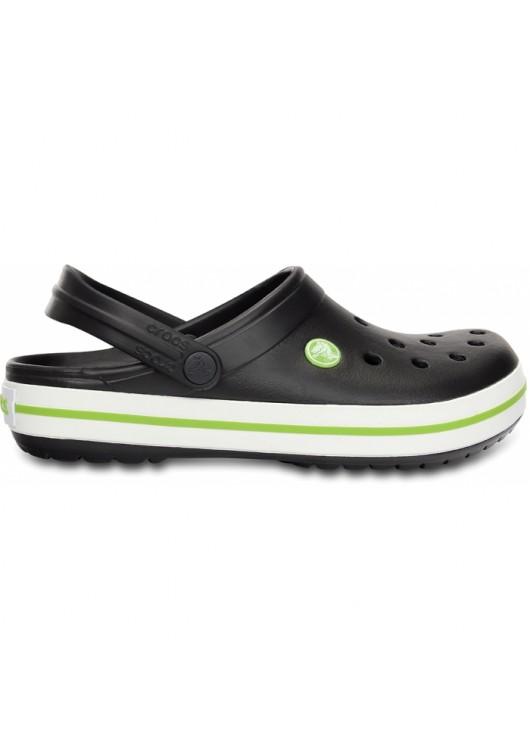 Crocs Crocband Onyx/Volt Green