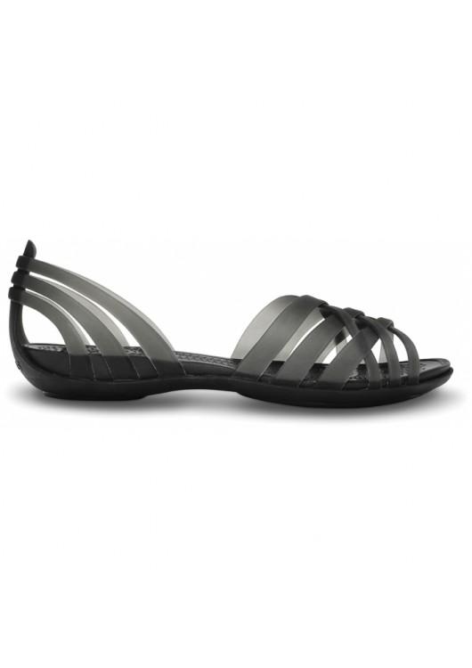 Crocs Huarache Flat Black
