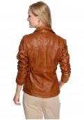 Dámská kožená bunda (1)