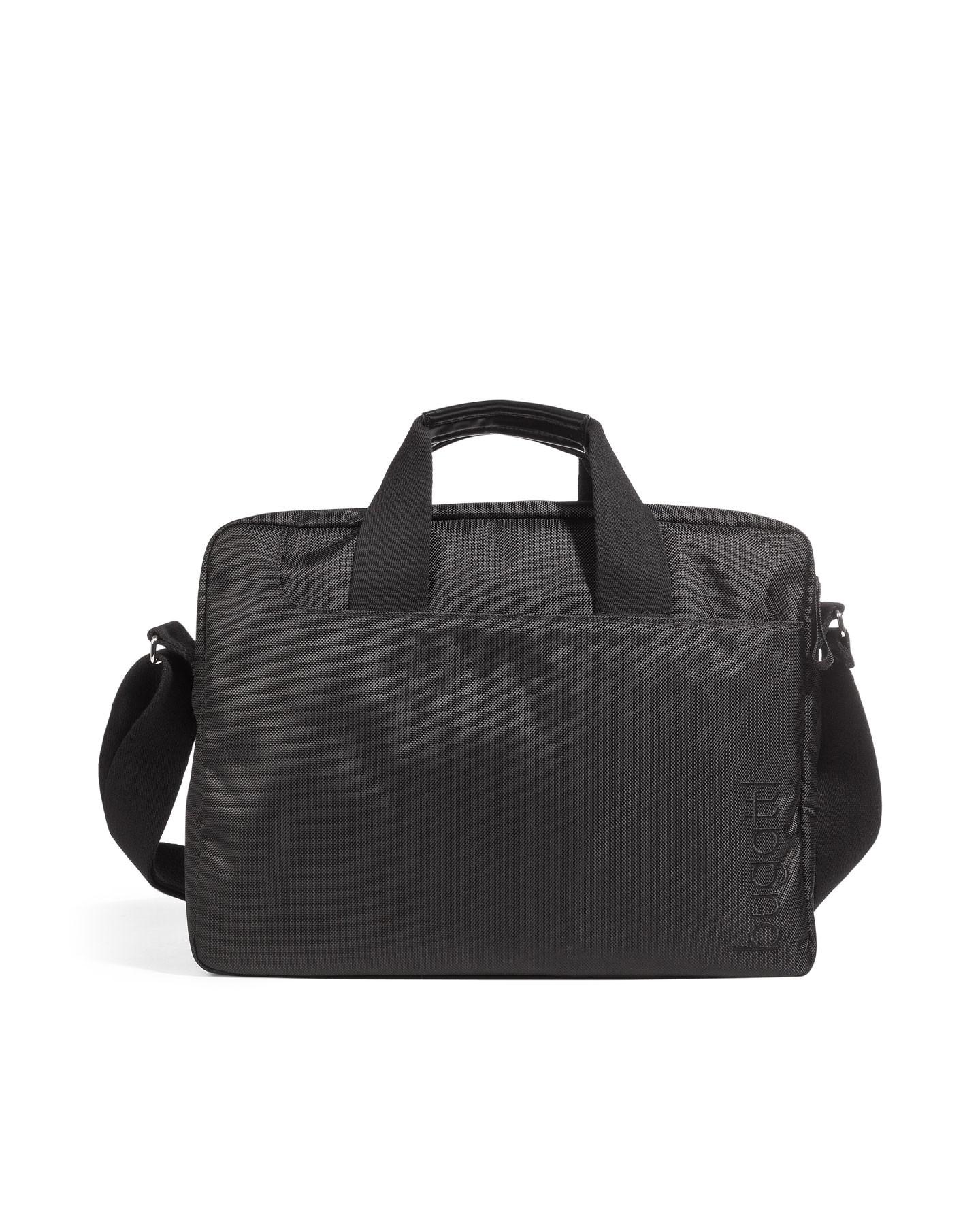 Bugatti taška na notebook Jason 49556401 Černá