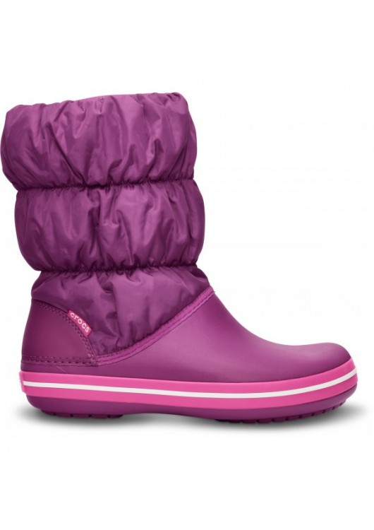 Crocs Winter Puff Boot Women Viola