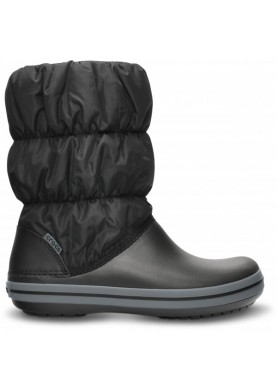 Crocs Winter Puff Boot Women Black