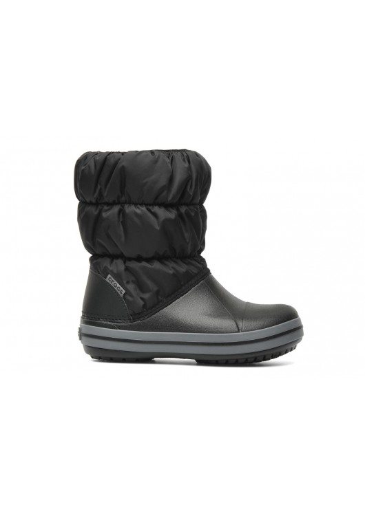 Crocs Winter Puff Boot Kids Black