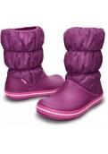Crocs Winter Puff Boot Women Viola (1)