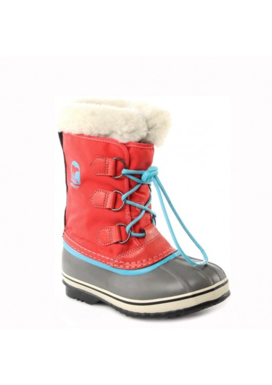 Sorel Yoot Pack Nylon Juicy (1)