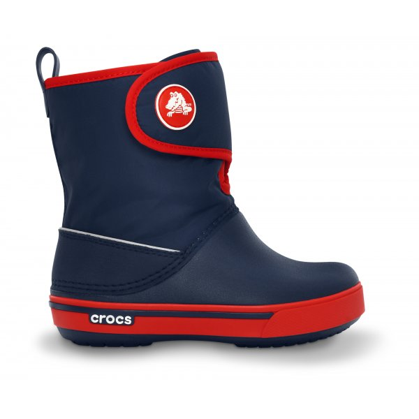 Crocs Crocband 2.5 Gust Boot Kids Navy/Red Modrá 25