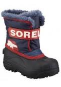 Sorel Snow Commander Nocturnal/Red