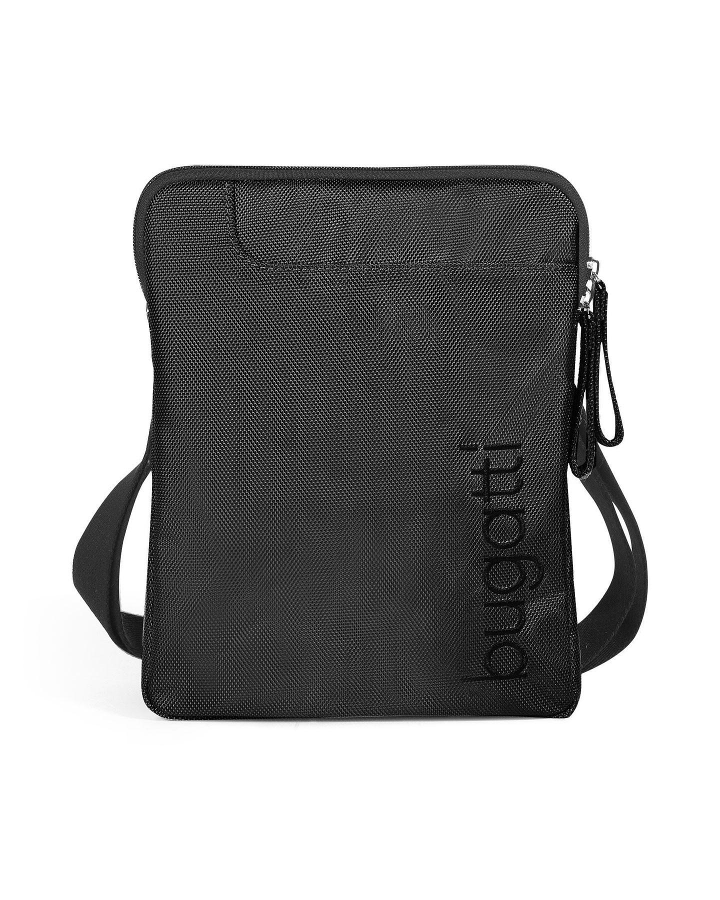 Bugatti pánská taška přes rameno 49576901 Černá