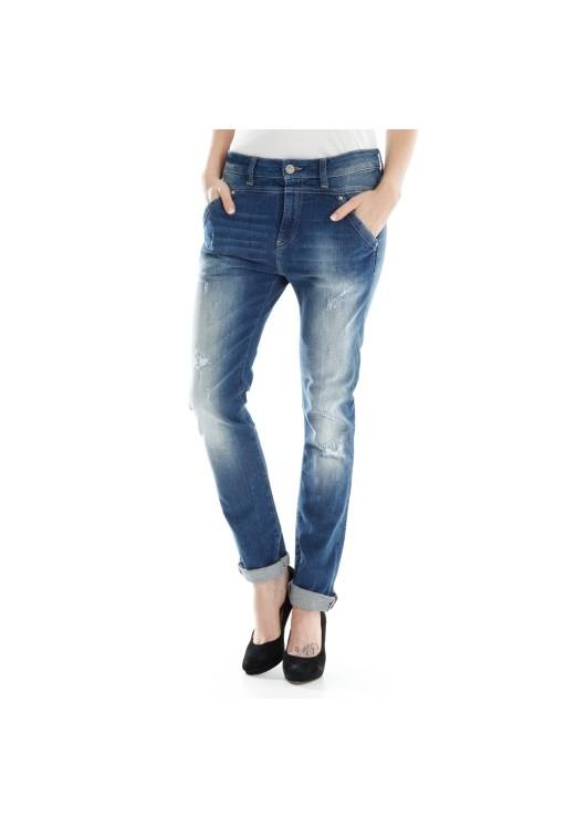 Mavi dámské džíny Leona