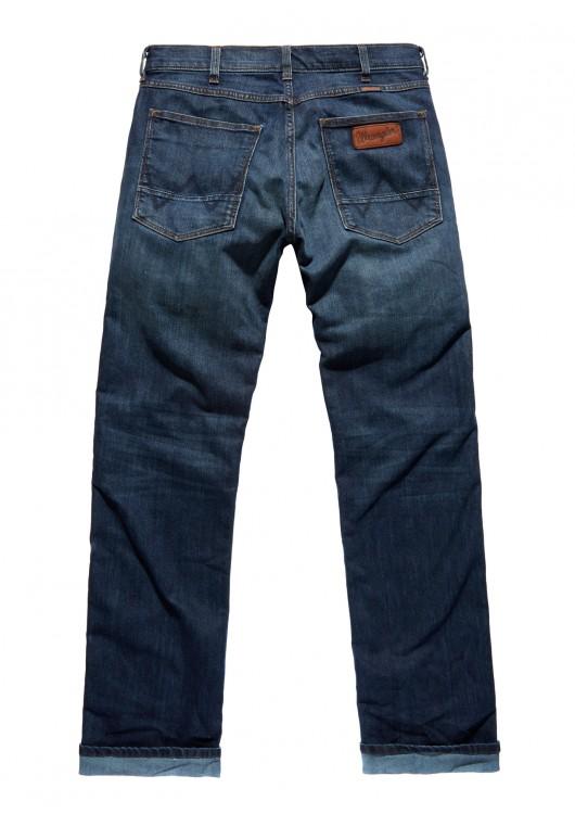 3e83e094cbf Wrangler pánské kalhoty (jeansy) Ace Wrangler Ace Coolmax ...