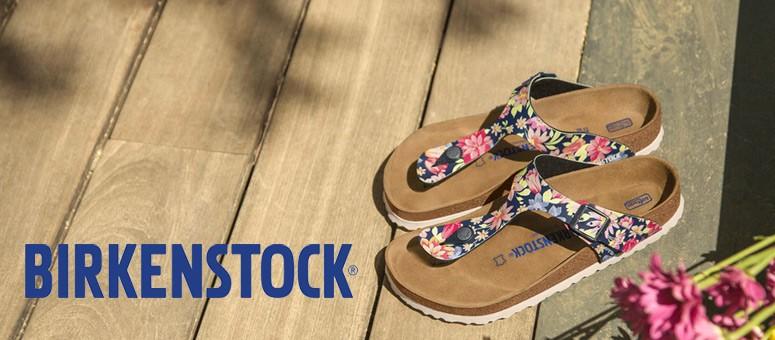 Nová značka obuvi Birkenstock na skladě